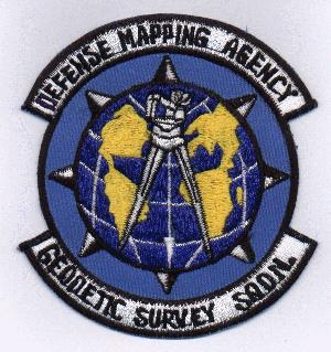 Geodetic Survey Squadron Unit History - Us defense mapping agency